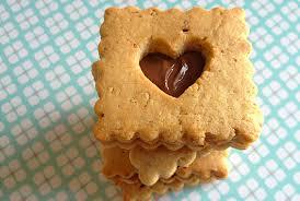 Biscuits nutella